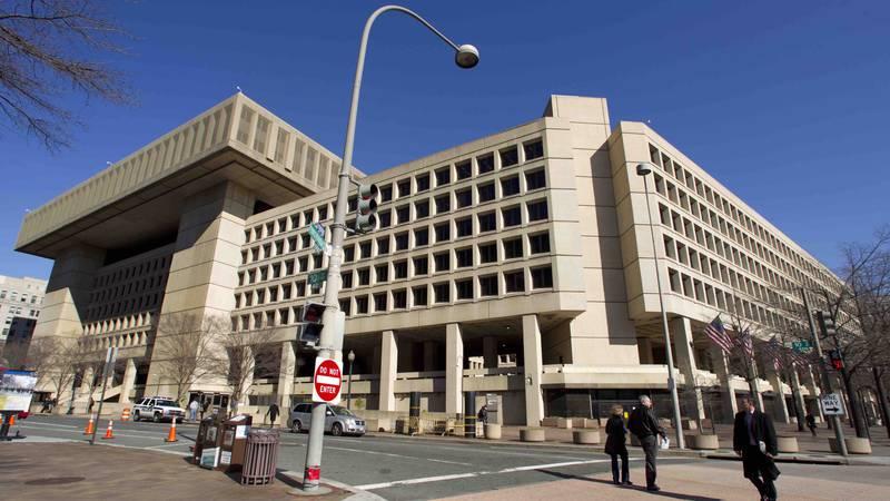 The Federal Bureau of Investigation (FBI) headquarters in Washington Friday, Feb. 3, 2012.  (AP...