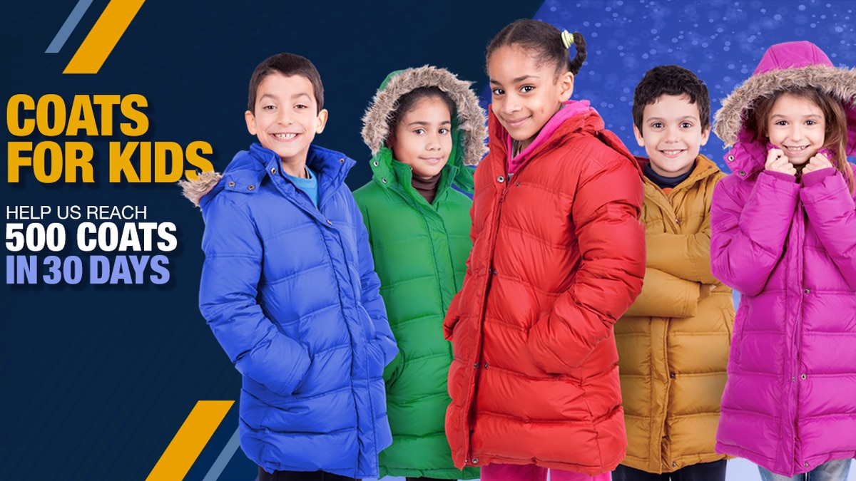 "UHC's ""Coats for Kids"" campaign"
