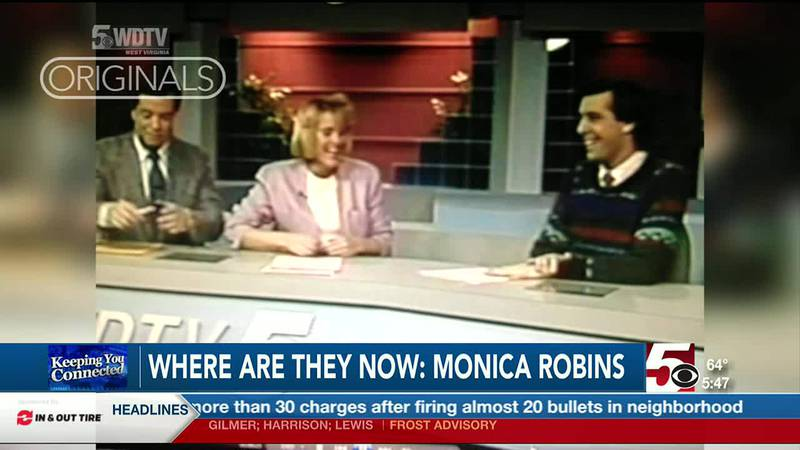 Where Are They Now: Monica Robins