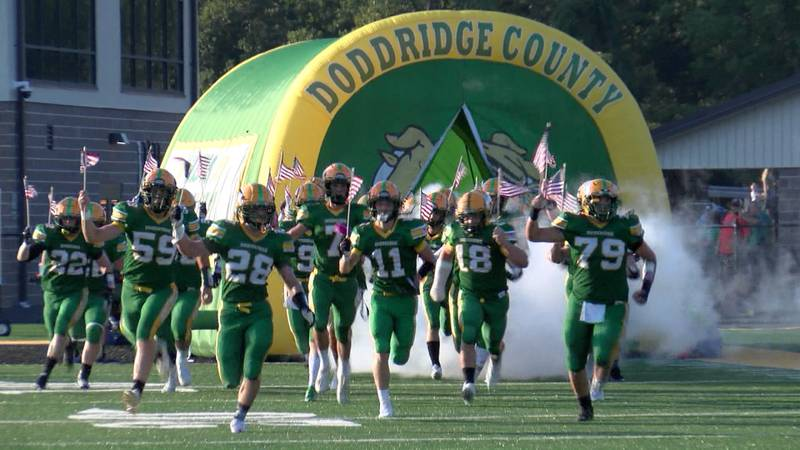 Doddridge County football remains undefeated, 5-0