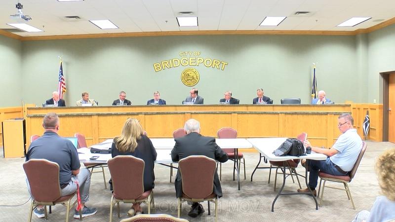 Bridgeport City Council approves more construction at The Bridge.