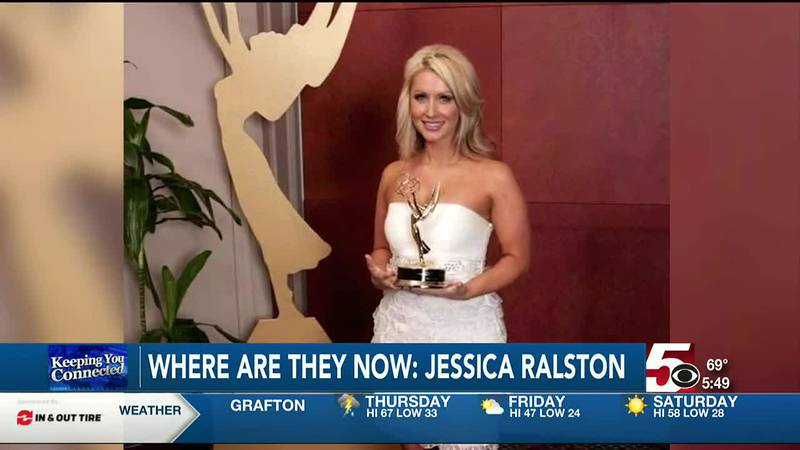 Where Are They Now: Jessica Ralston