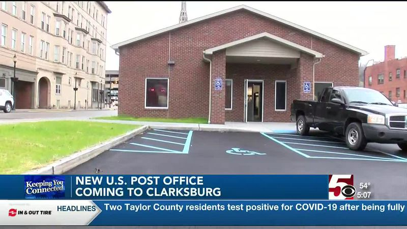 New post office to come to Clarksburg