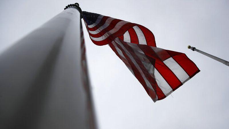 Flag Order (AP Photo/Patrick Semansky)