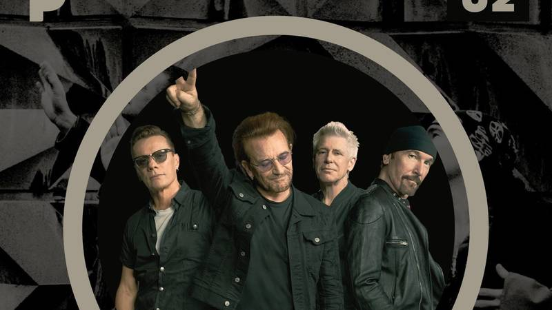 The new U2 Artist Takeover on Pandora is its biggest ever