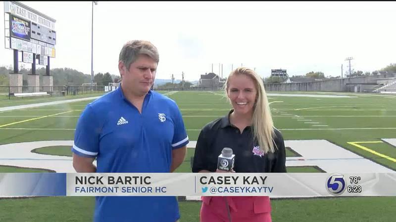 5 Sports Pregame Show - Head Coach Nick Bartic
