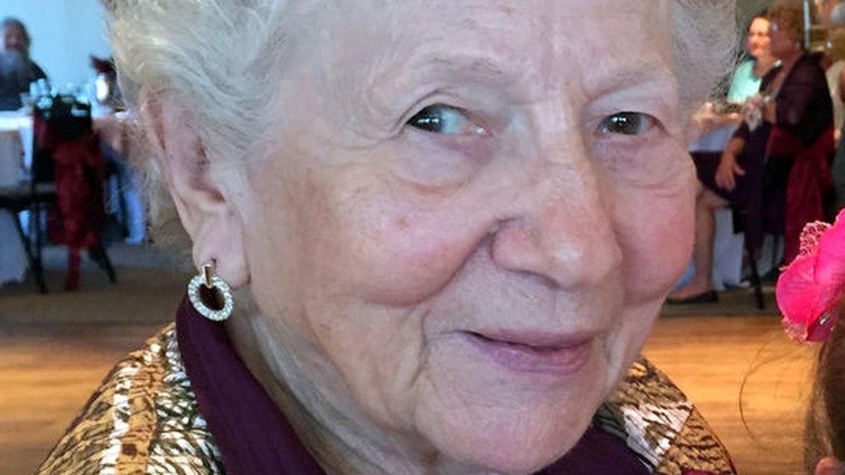 Hazel Ethelyn (Perrine) McElwain