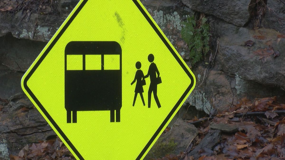Parents are concerned for their children after a Preston county bus route is discontinued.