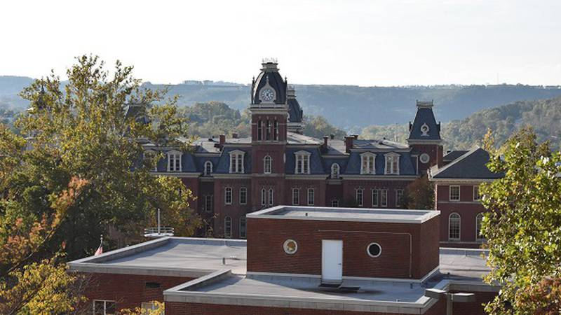 A weekend of partying led to West Virginia University suspending more than two dozen students,...