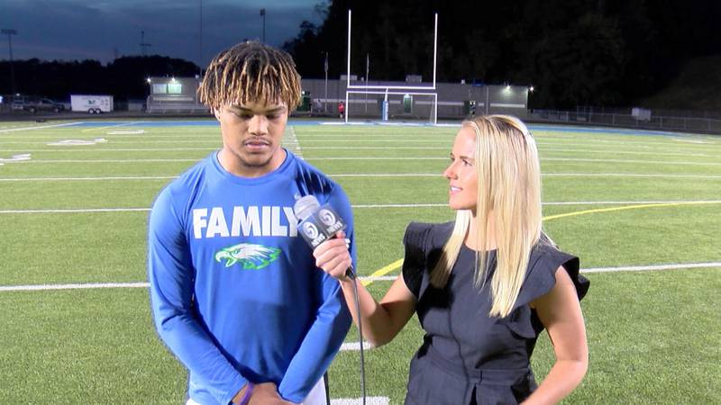 People's Bank Player of the Week: Jeremiah King