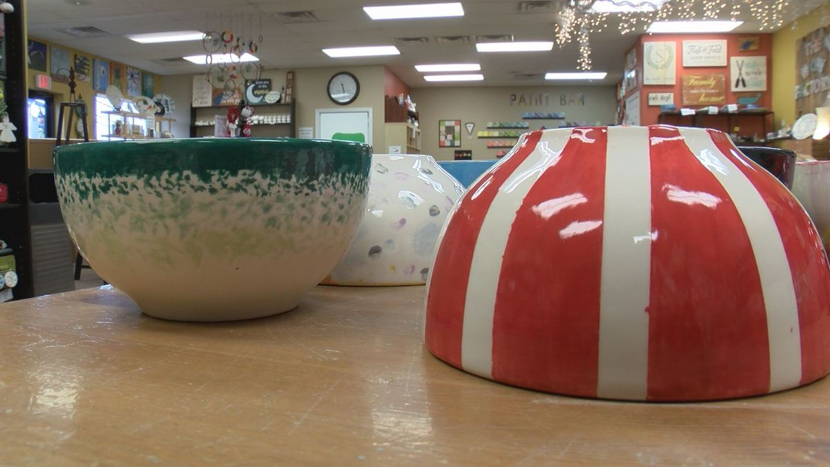 Food insecurity is a big problem in Monongalia county. Officials with the Empty Bowls Monongalia organization work to end hunger.