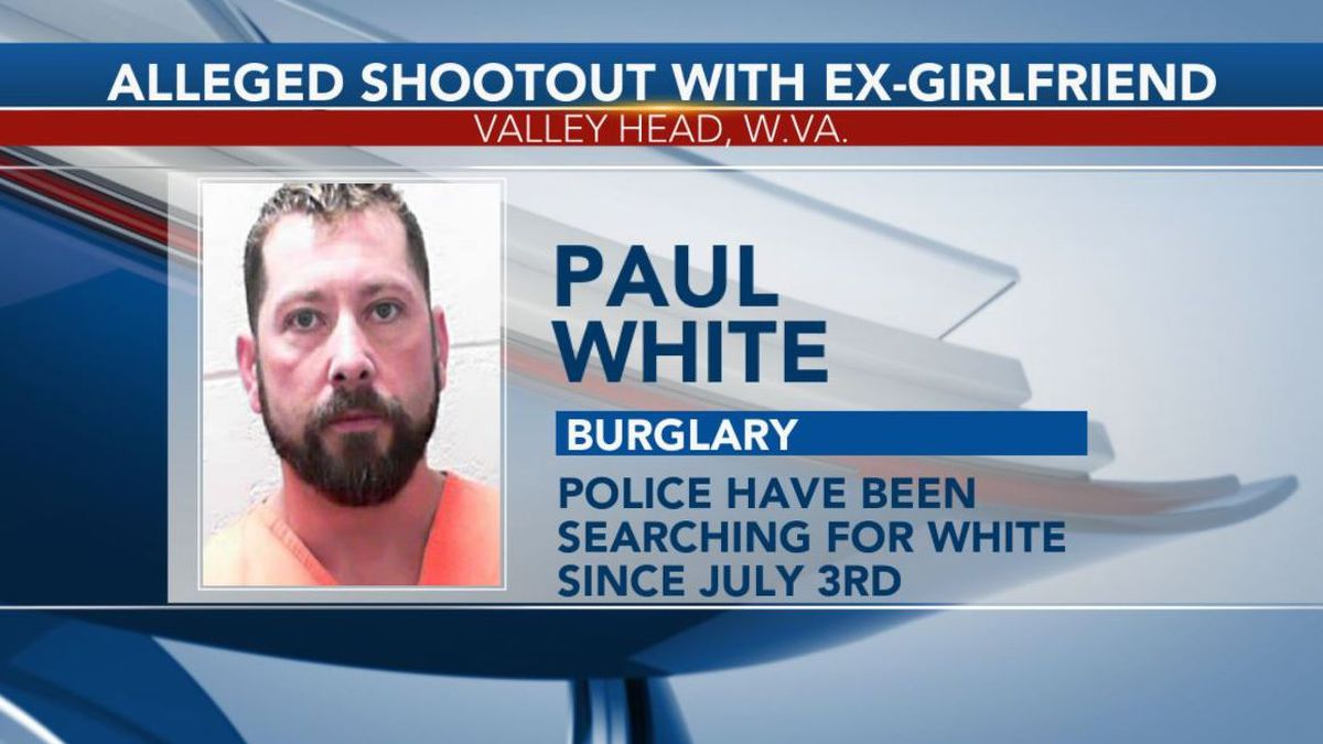 Man arrested after alleged shootout with ex-girlfriend