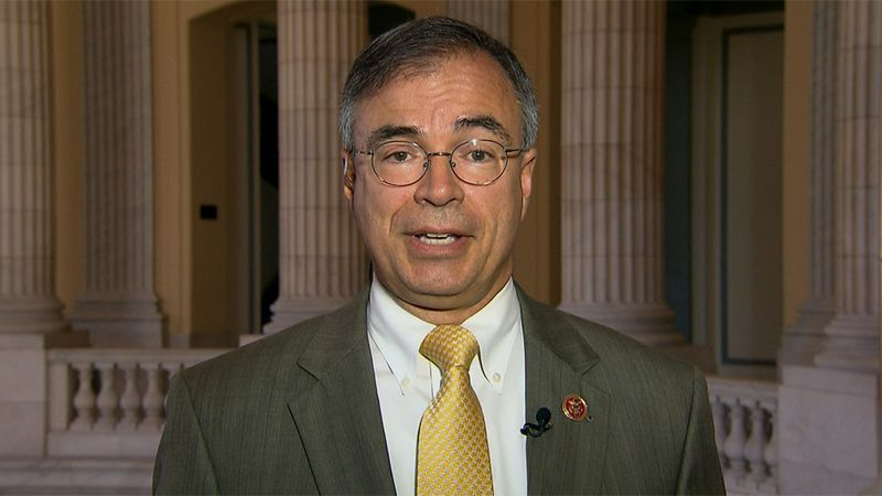 Rep. Andy Harris, R - Md., set off a metal detector outside the House floor on Thursday because...