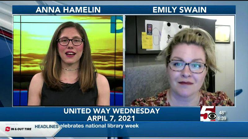 United Way Wednesday: April 7
