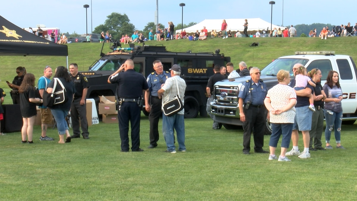 National Night Out in Bridgeport.