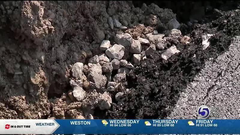 Morgantown Police investigating asphalt and concrete scams