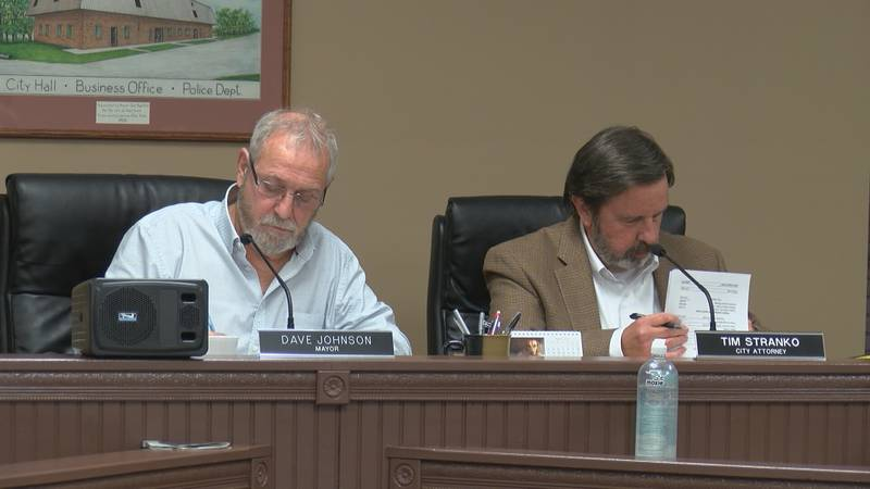 Residents of Westover demand change after a recording of the city attorney, Tim Stranko,...