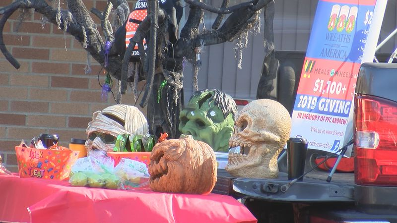 Halloween may be different this year due to COVID-19, but that didn't stop one local...