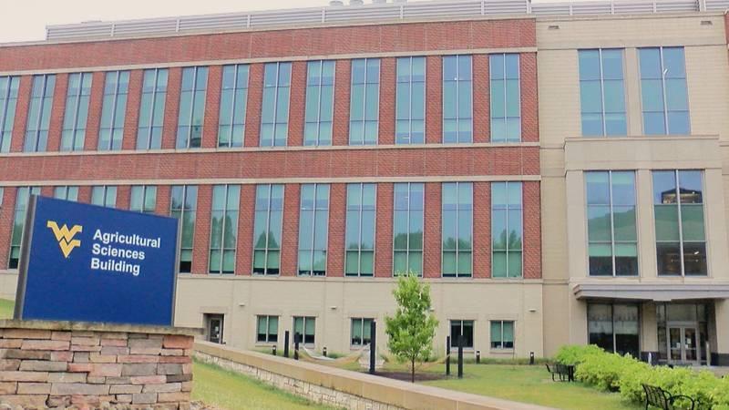 WVU's Agricultural Sciences Building