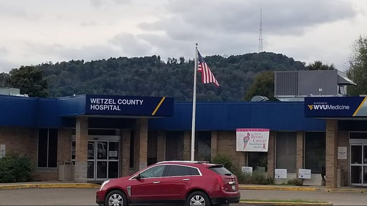 Wetzel County Hospital in New Martinsville signed a letter of intent to join the West Virginia University Health System, according to a news release. (Courtesy: WVU Medicine)