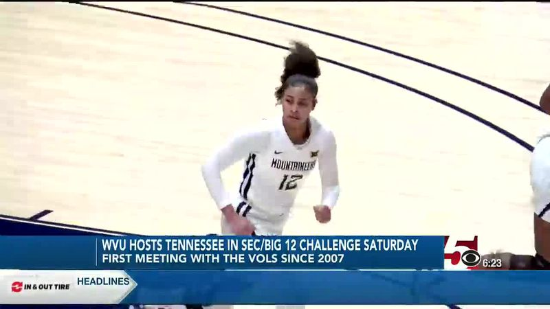 WVU to face Vols on Sunday