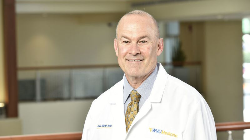 Dr. Clay Marsh will begin to transition back into his position as West Virginia University's...