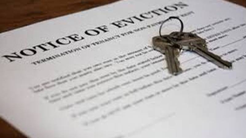 People are beginning to worry about evictions and foreclosures