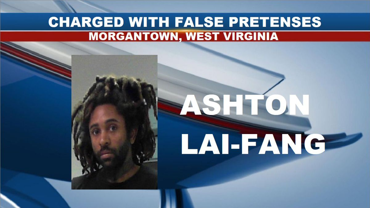Ashton Lai-Fang was arrested and charged with false pretenses. (Source: North Central Regional Jail)