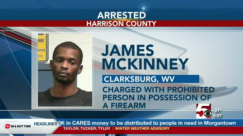 "Clarksburg man allegedly points gun at woman ""in a threatening manner"""