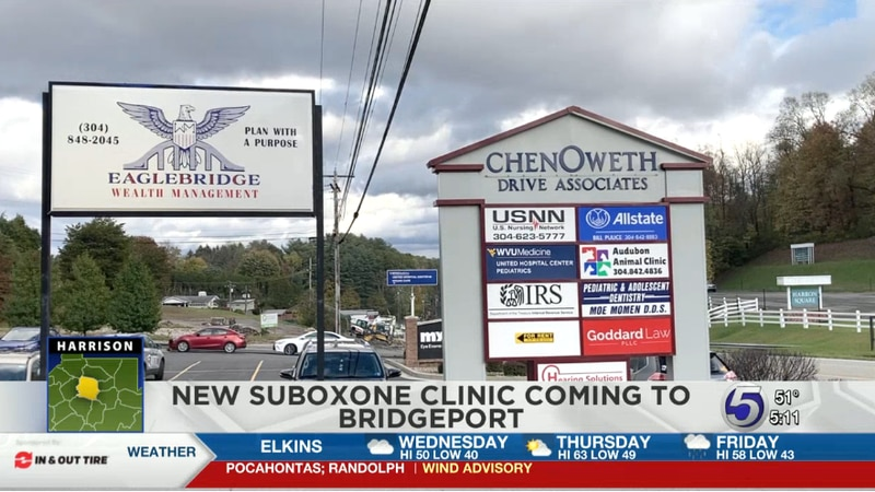 Controversial suboxone clinic will be coming to Bridgeport, officials say