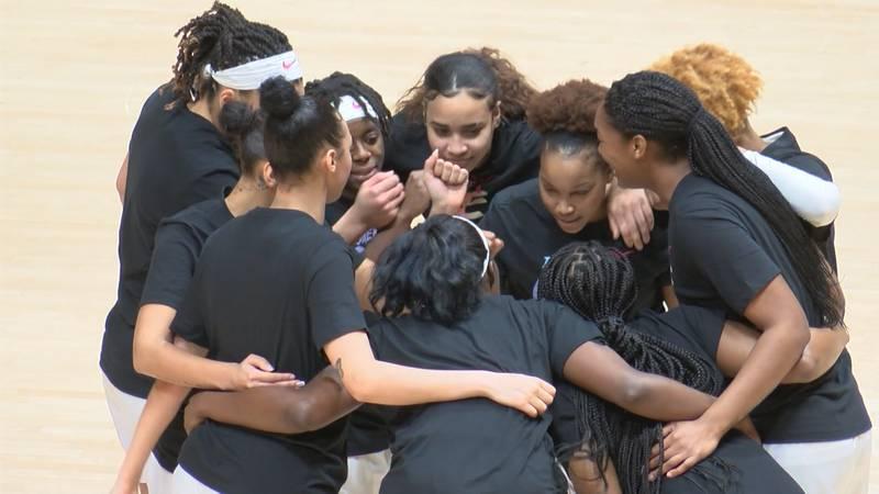 WVU women's basketball
