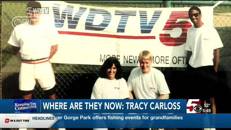 Where Are They Now: Tracy Carloss