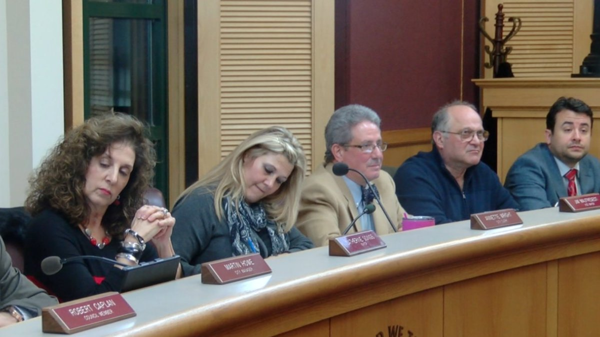 Annette Wright as interim city manager