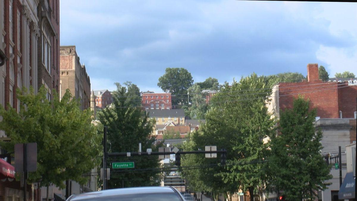Downtown Morgantown