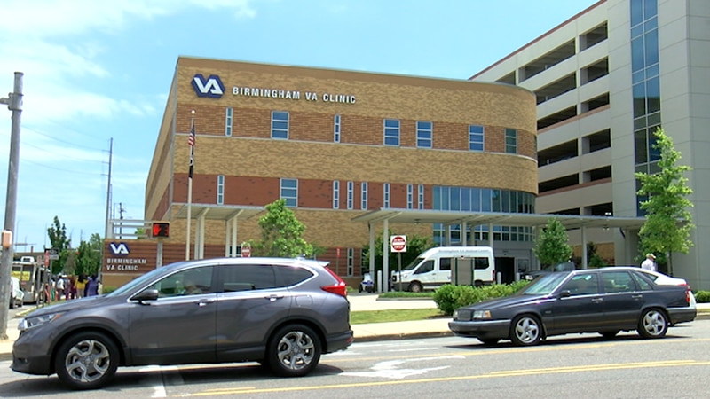 Birmingham healthcare workers are looking beyond opioids to help veterans recover. (Source: WBRC)