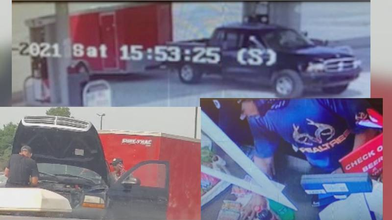 Police asking for public's help identifying people accused of theft