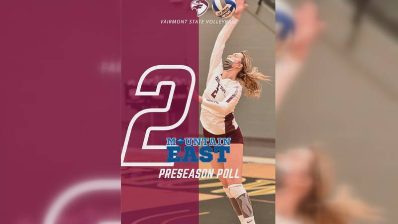 Fairmont State volleyball