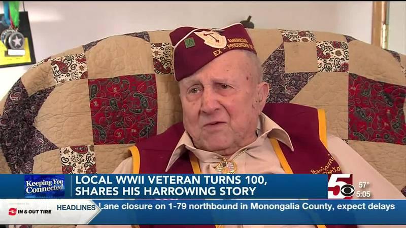 Benjamin Portaro (100-year-old POW, WWII vet)