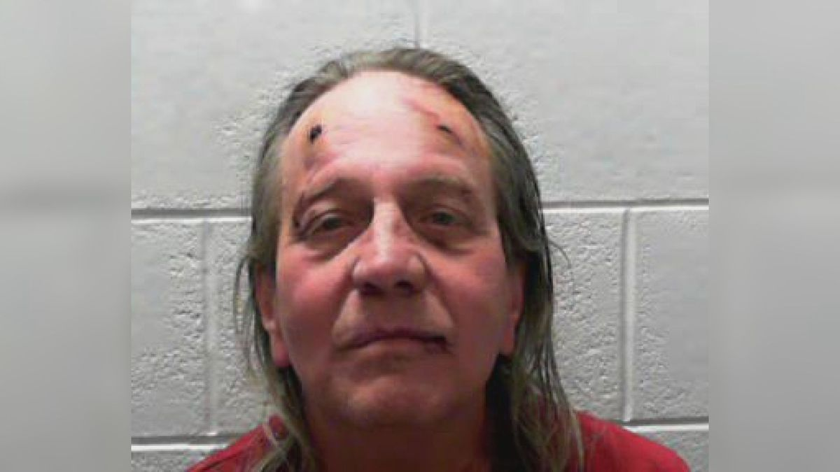 Dennis Sheppard was arrested and charged with strangulation. (Picture Credit: Tygart Valley Regional Jail)