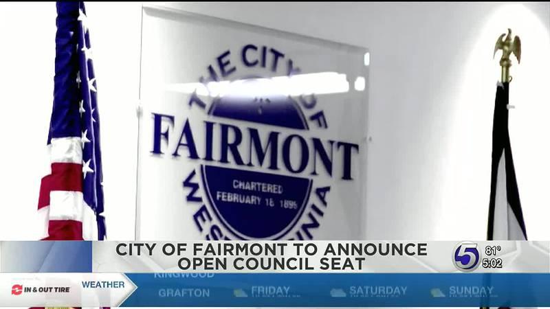 Fairmont council seat