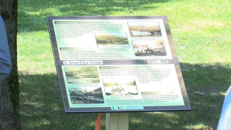 Star City holds their plaque dedication ceremony.
