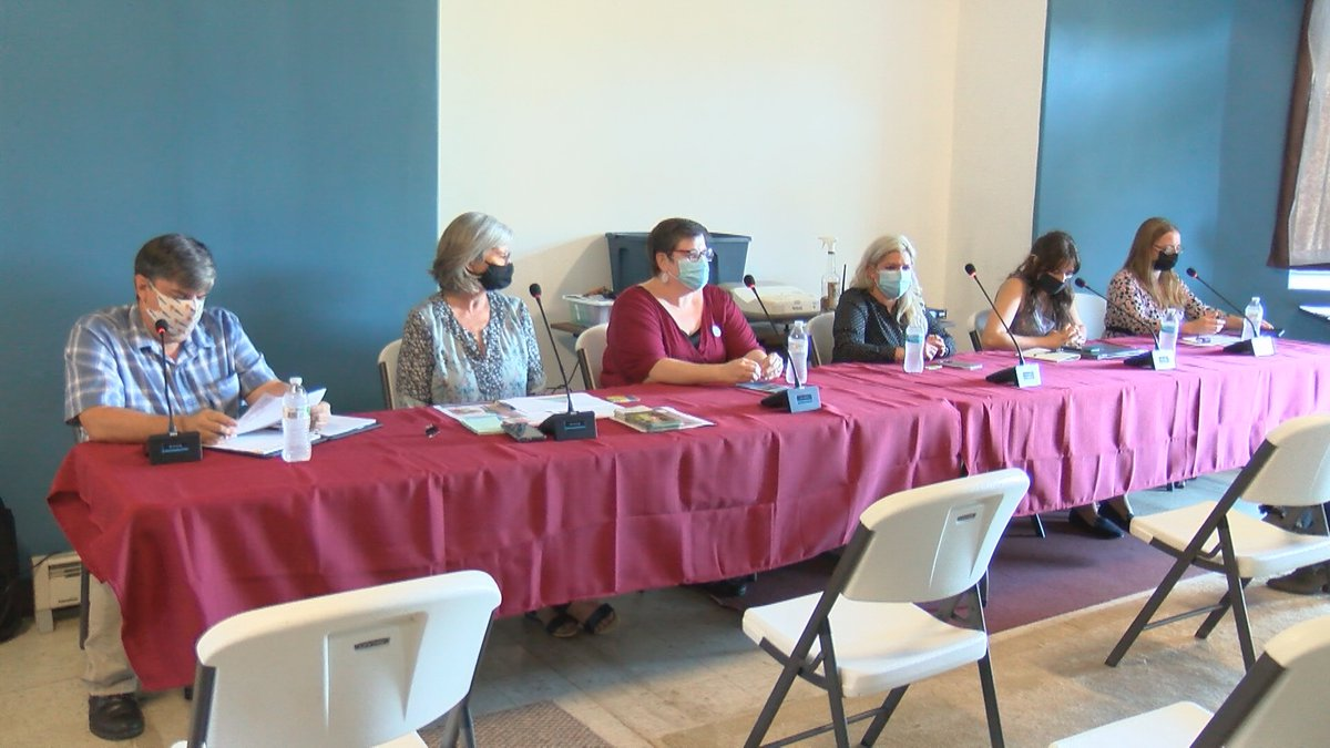 Lewis County community members hosted a mental health discussion.