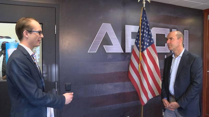 U.S. Labor Secretary Eugene Scalia talks one-on-one with 5 News