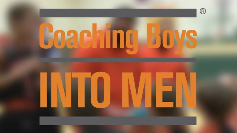 coaching boys into men