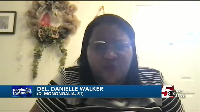 Delegate Walker goes on Facebook LIVE to discuss recent events