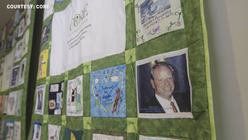 """The Center for Organ Recovery & Education held its annual """"A Special Place"""" event virtually for..."""