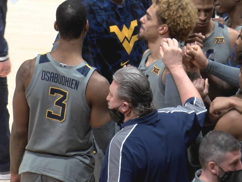 WVU Men's Basketball starts 2021-22 season tomorrow