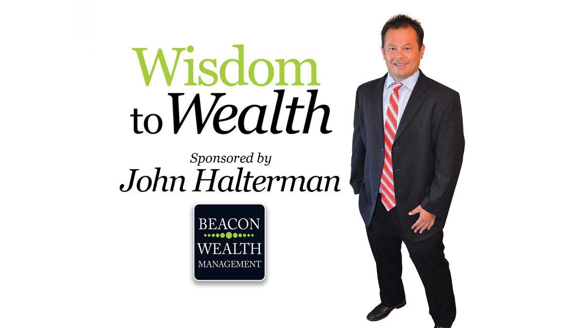 Wisdom to Wealth airs Tuesday and Thursday at 5:30 p.m. on WDTV.