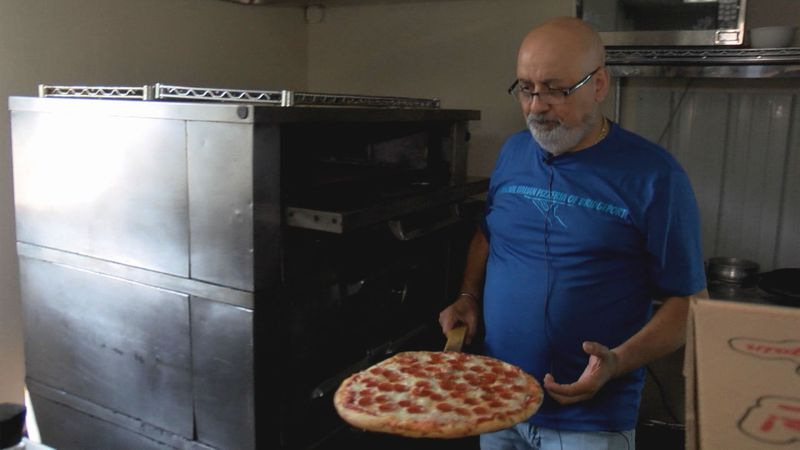 Sam's Original Italian Pizza