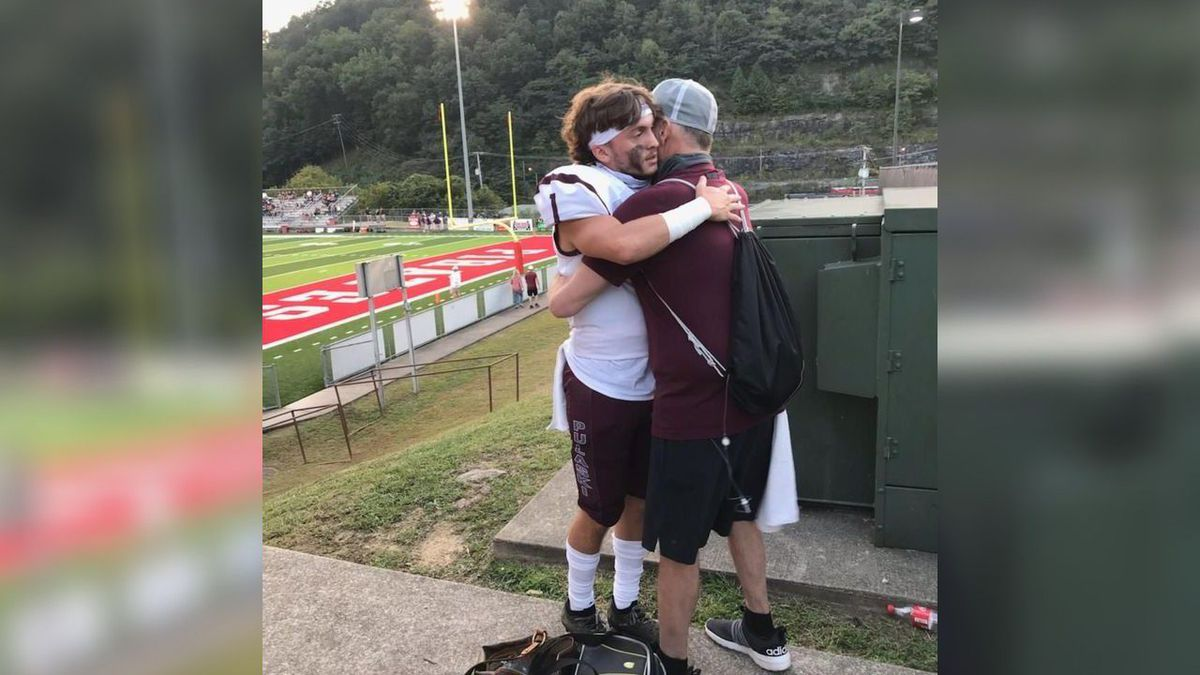 Ky. Football Father